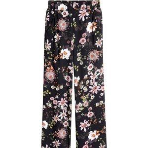 H&M | Floral Pants